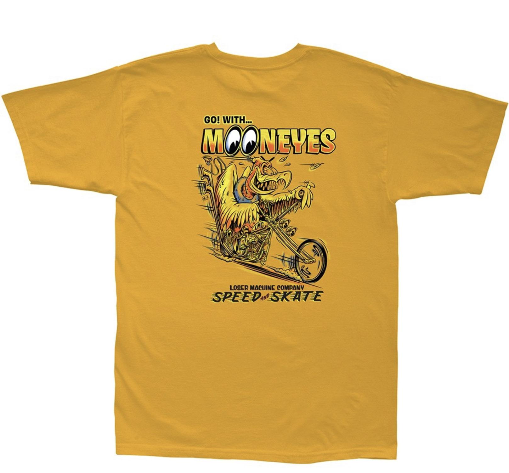 Loser Machine Loser Machine -  S/S Cali-Style Gold