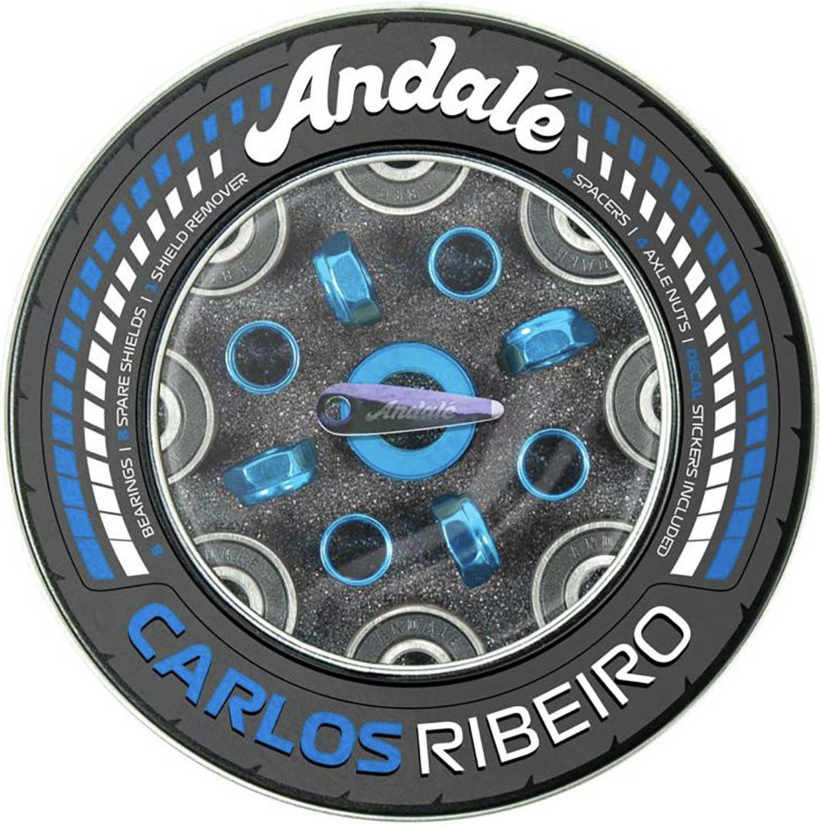 Andale Andale - Ribeiro Pro Bearings