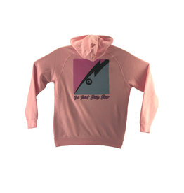 The Point The Point - Bolt Tail Hoodie Pink