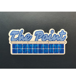The Point The Point - Point Pool Tile Decal