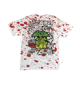 Creature Creature - S/S Gwar Blood Splatter XXLarge