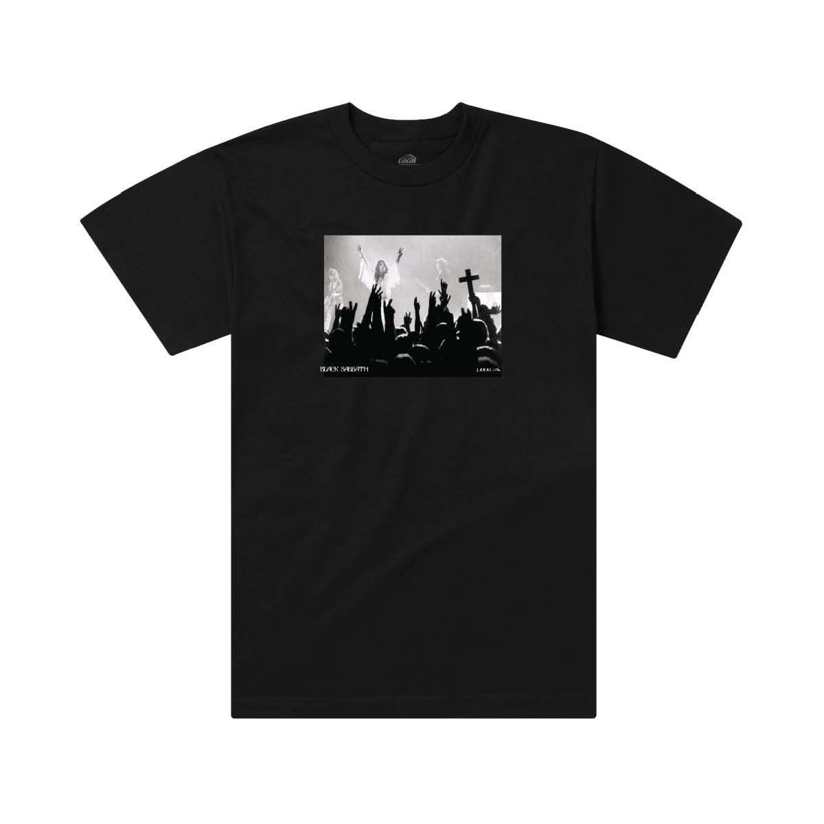Lakai Lakai - BLACK SABBATH S/S Tour Photo Black