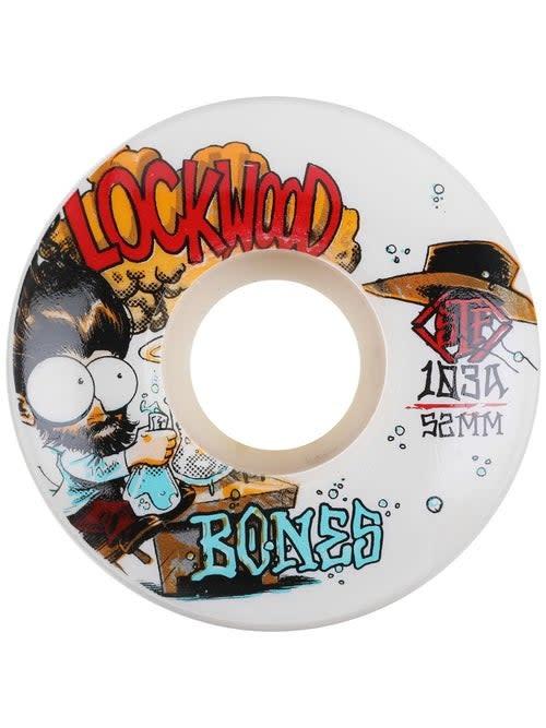 Bones Bones - Lockwood Experi-Mental V3 Slim STF 103A
