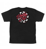 Santa Cruz Santa Cruz - Burndown S/S Regular T-Shirt Black