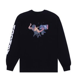 Hockey Hockey - Ultraviolence L/S Tee Black
