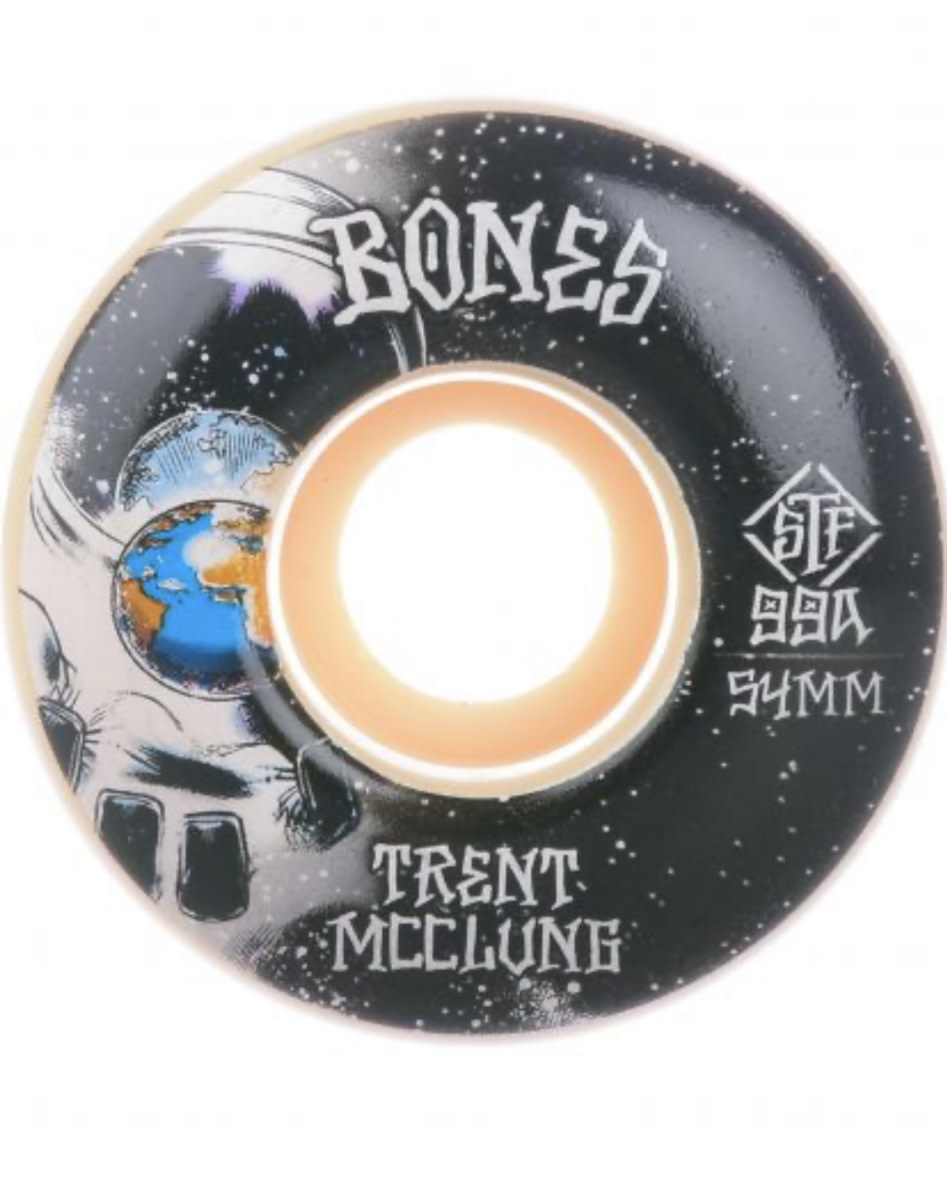 Bones Bones - McClung Unknown  V1 STF 99a