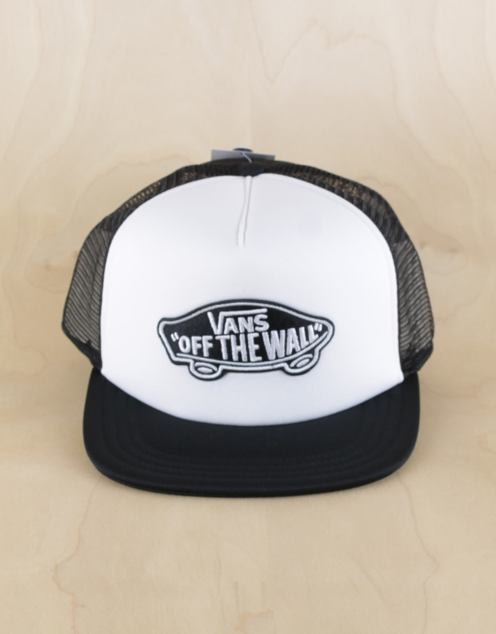 Vans Vans - Classic Patch Snapback White/Black