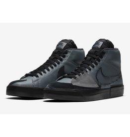 Nike Nike -  SB Zoom Blazer Mid Edge Black/Grey