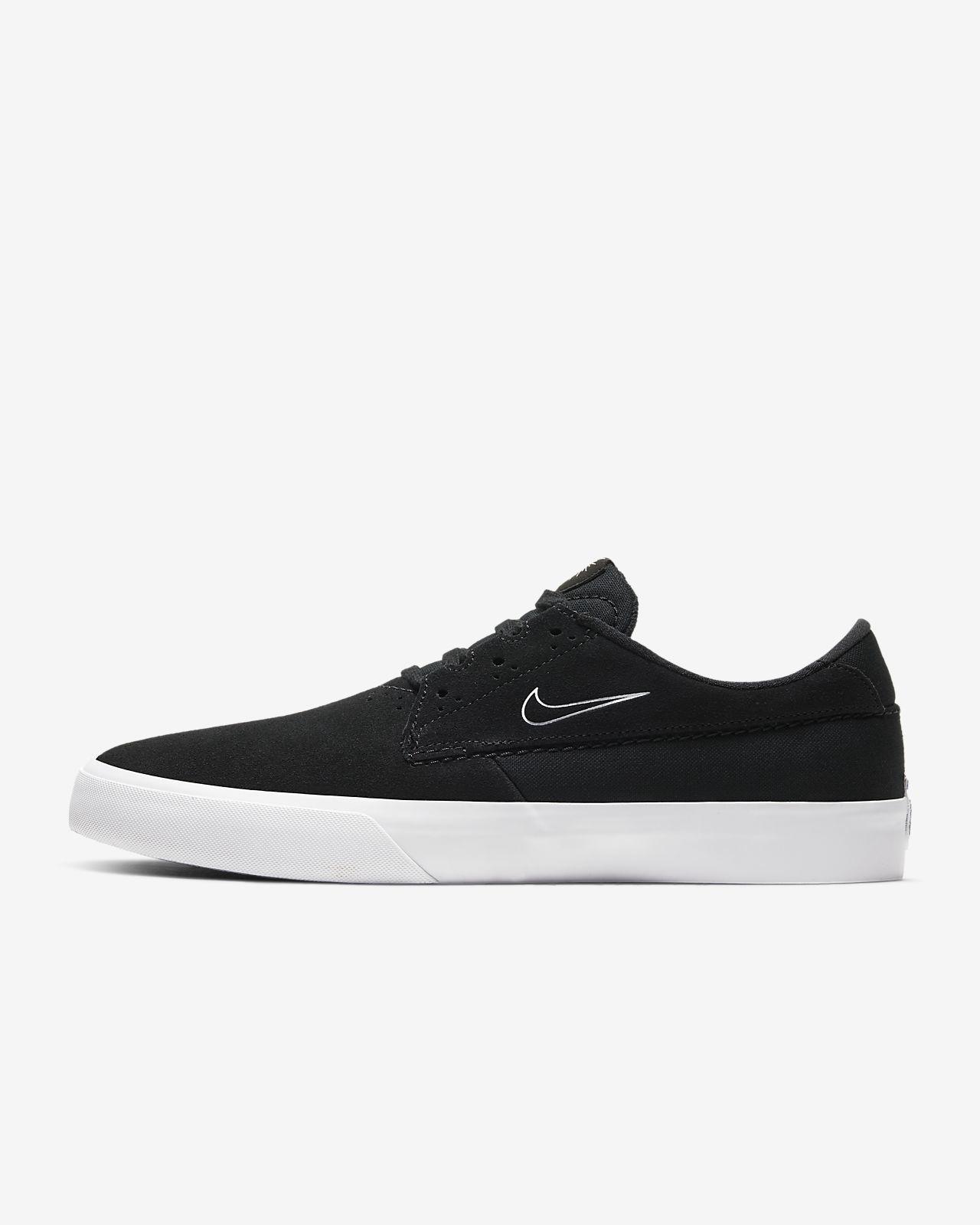 Nike Nike - SB Shane Black/White
