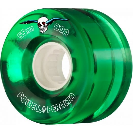 Powell Peralta Powell - H8 Clear Cruiser 80A Green