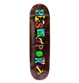 Pass - Port Skateboards Pass Port - 8.0 PP Loot - Solid