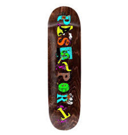 Pass - Port Skateboards Pass Port - 8.25 PP Loot - Solid