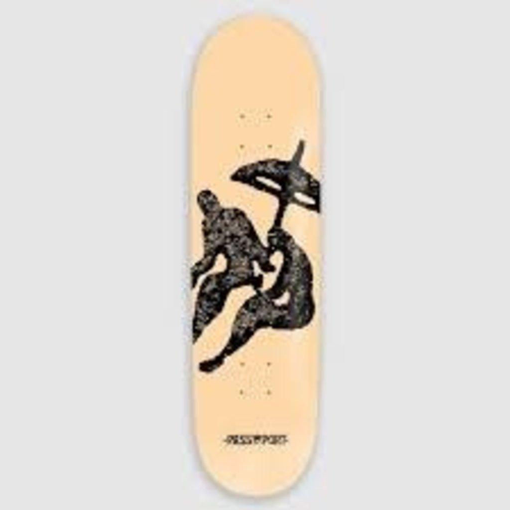 Pass - Port Skateboards Pass Port - 8.125 Life Of Leisure - Beach