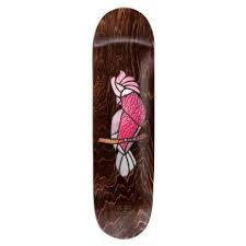 Pass - Port Skateboards Pass Port - 7.875 Stainglass Series - Dean Palmer - Galah