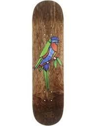 Pass - Port Skateboards Pass Port - 7.875 Stainglass Series - Josh Pall - Lori
