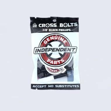 "Independent Independent - Phillips Hardware Black 7/8"""