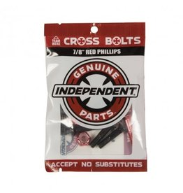 Independent Independent - Phillips Hardware Red 7/8""