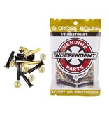 Independent Independent - Phillips Hardware Gold 7/8""