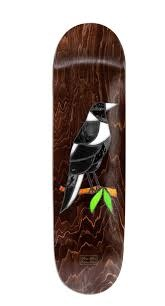 Pass - Port Skateboards Pass Port - 8.125 Stainglass Series - Callum Paul - Maggie