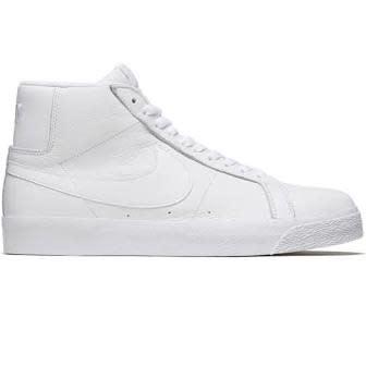 Nike Nike - SB Zoom Blazer Mid White/ White