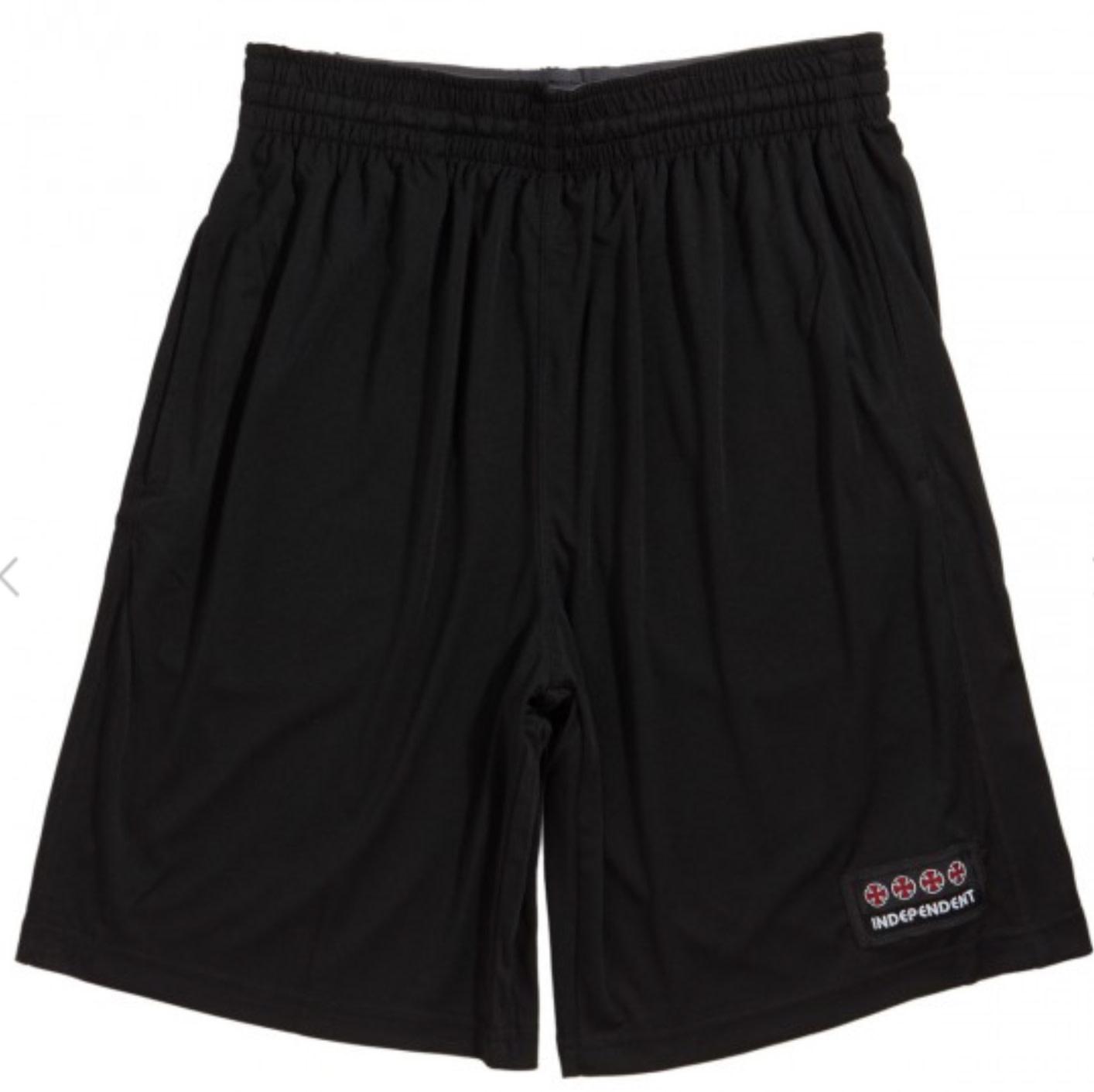 Independent Independent - Manner Basketball Short Bottom Black