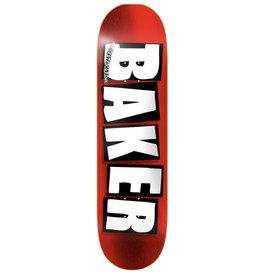 Baker Baker - 8.25 Brand Logo Red Foil