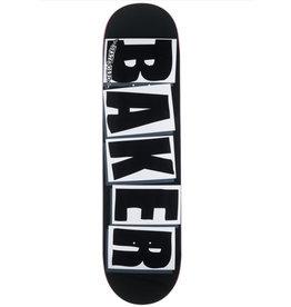 Baker Baker - 8.0 Brand Logo Black/ White