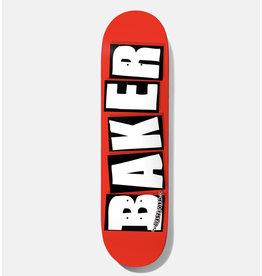 Baker Baker - 8.125 Brand Logo Red/White