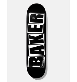 Baker Baker - 8.475 Brand Logo Black/White