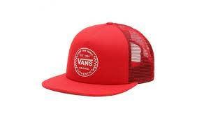 Vans Vans - Bainbridge Trucker High Risk Red