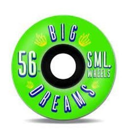 SML SML - 56mm Succulent Cruiser Greenies V cut 92a