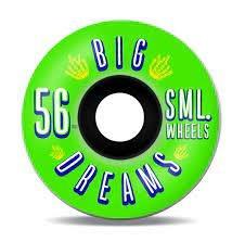 SML SML - 56mm Succulent Cruiser Greenies V cut 92a