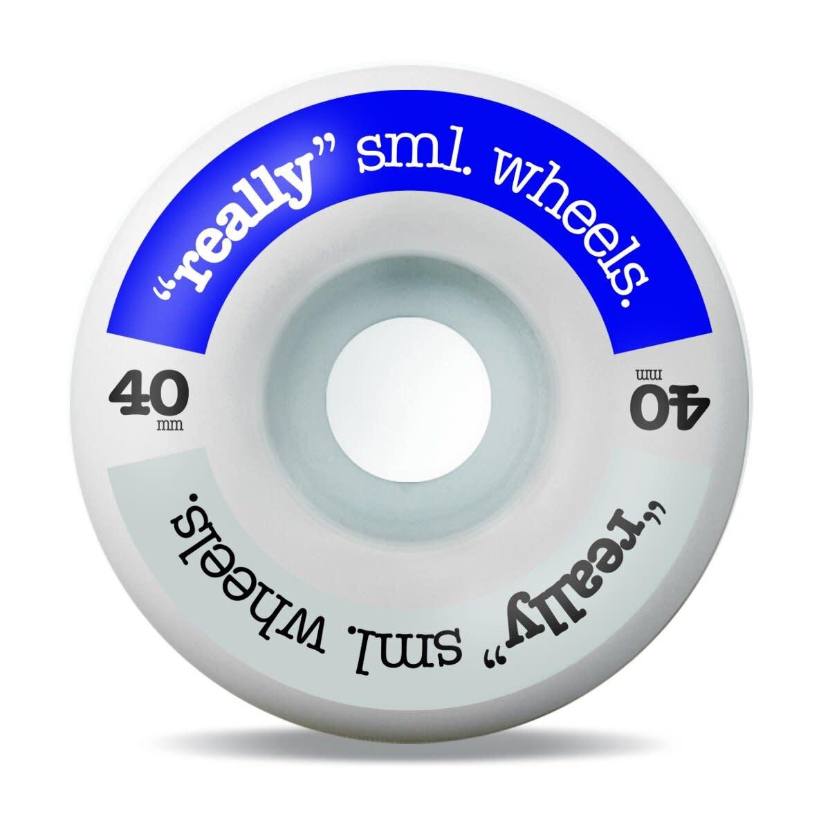 SML SML - 40mm Really Small Wheel 99a