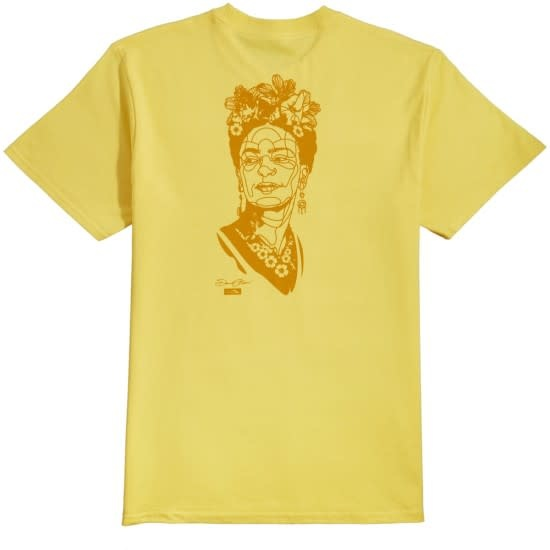 Lakai Lakai - Freida Tee Yellow
