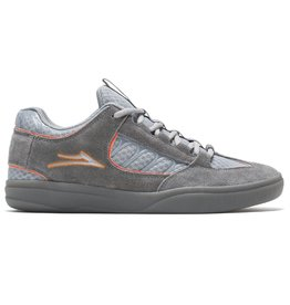 Lakai Lakai - CARROLL Grey Orange Suede