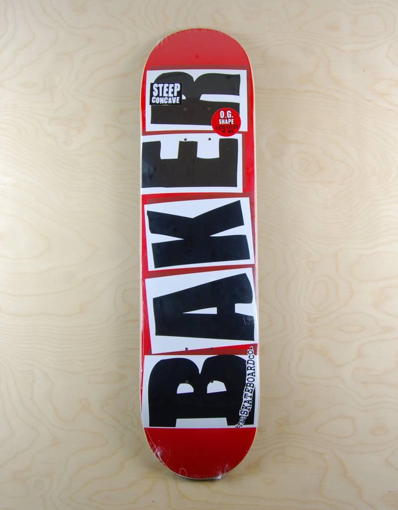 Baker Baker - 7.88 Brand Logo Black