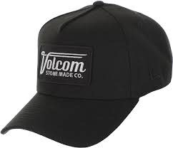 Volcom Volcom - Speedie Snapback Black