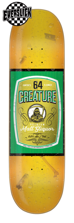 Creature Creature - 8.8 Malt Sliquor LG Everslick