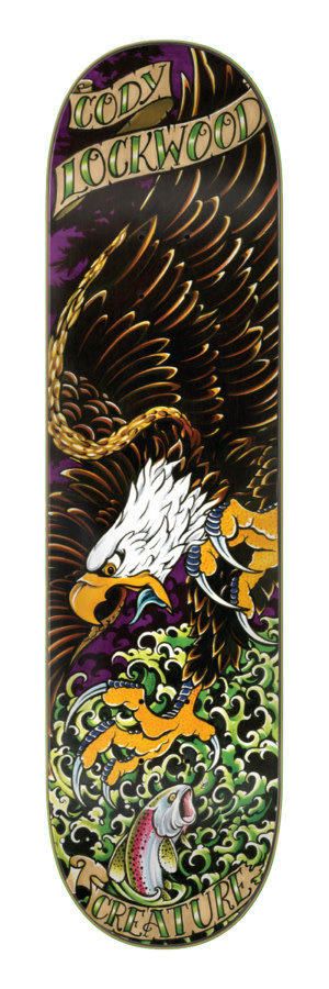 Creature Creature - 8.25 Lockwood Beast Of Prey