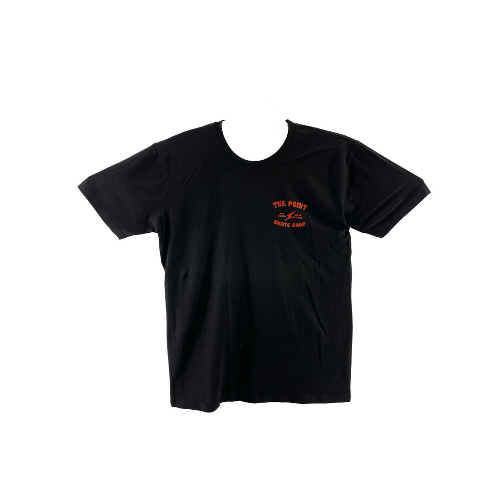 The Point The Point - Full Service Black Shirt