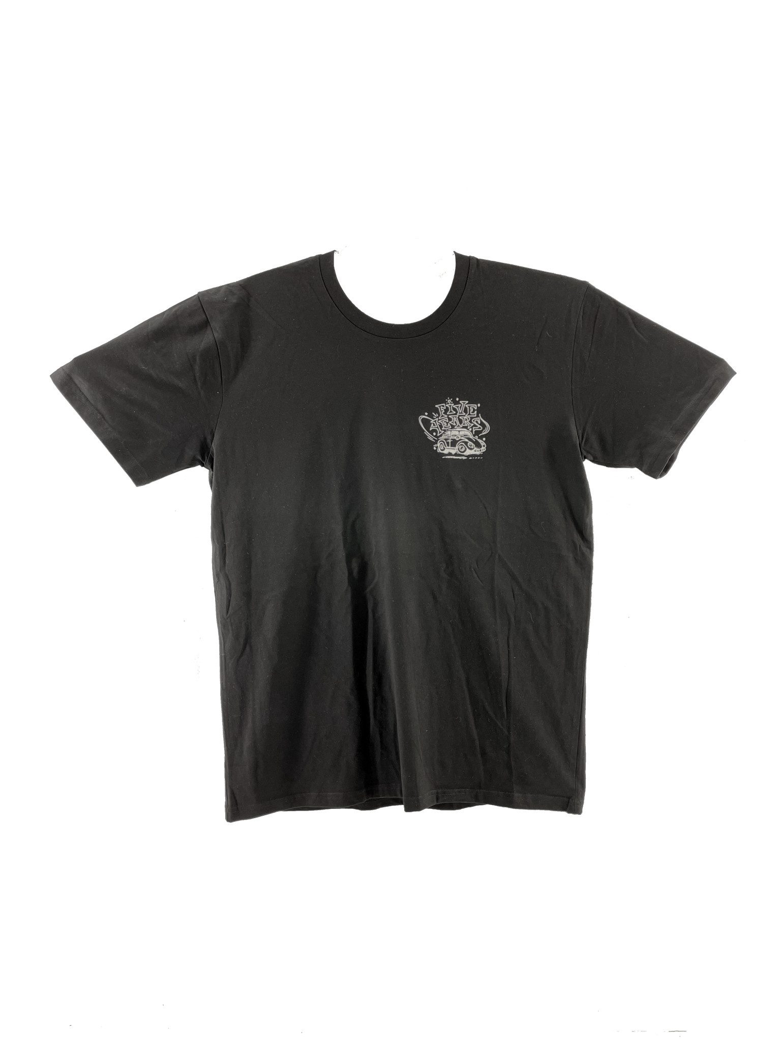 The Point The Point - 5 Years Black Shirt