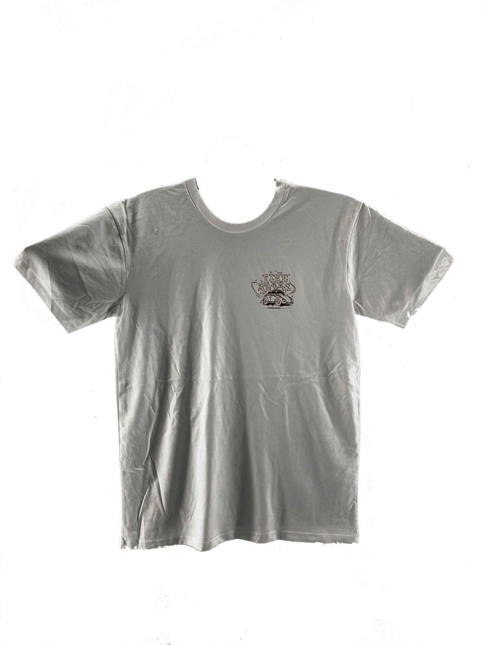 The Point The Point - 5 Years White Shirt
