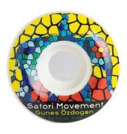 Satori Movement Satori - Gunes Ozdogan Stain glass Pro conical 80B