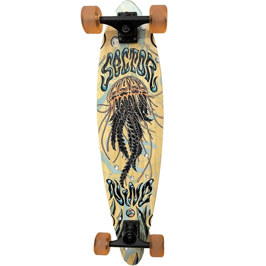 Sector 9 - Jelly Swift Complete