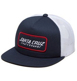 Santa Cruz Santa Cruz - Strip Mesh Trucker High Navy White