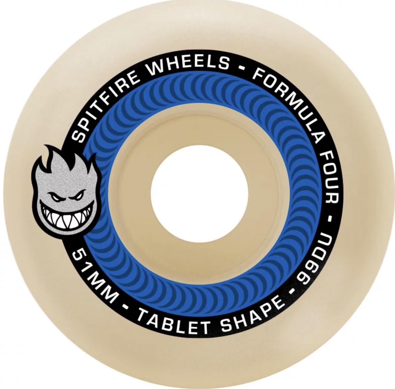 Spitfire Spitfire - Formula Four 99 Tablets