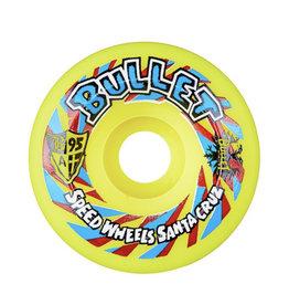 Bullet - Church Glass Speedwheels Reissue Yellow 95a