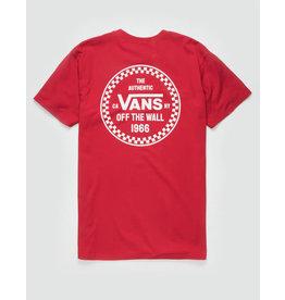 Vans Vans - S/S Checker 66 Cardinal