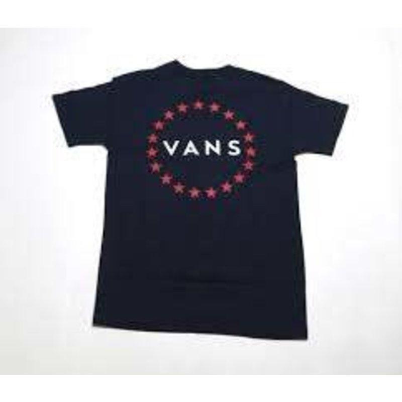 Vans Vans - S/S Victory Stars Navy
