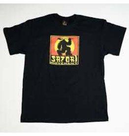 Satori Movement Satori - Big Foot Classic S/S Black